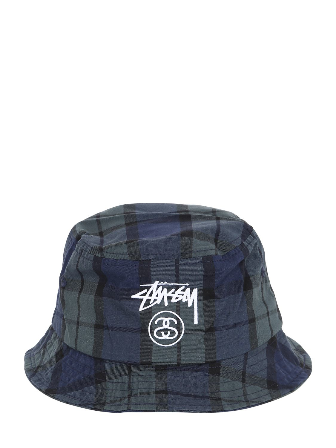 stussy bucket hat navy - HD 1125×1500