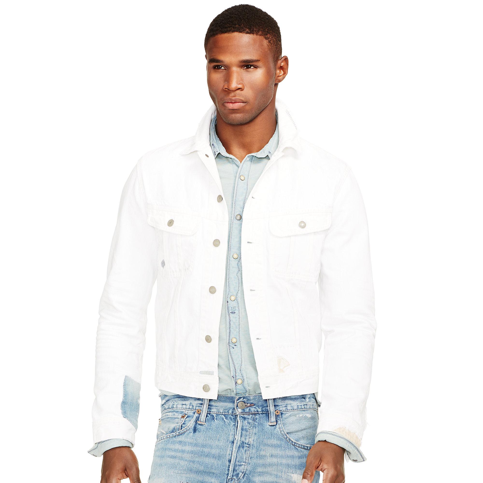 23755f650d6 Polo Ralph Lauren Cotton Twill Jacket.Denim Supply Ralph Lauren Mens ...