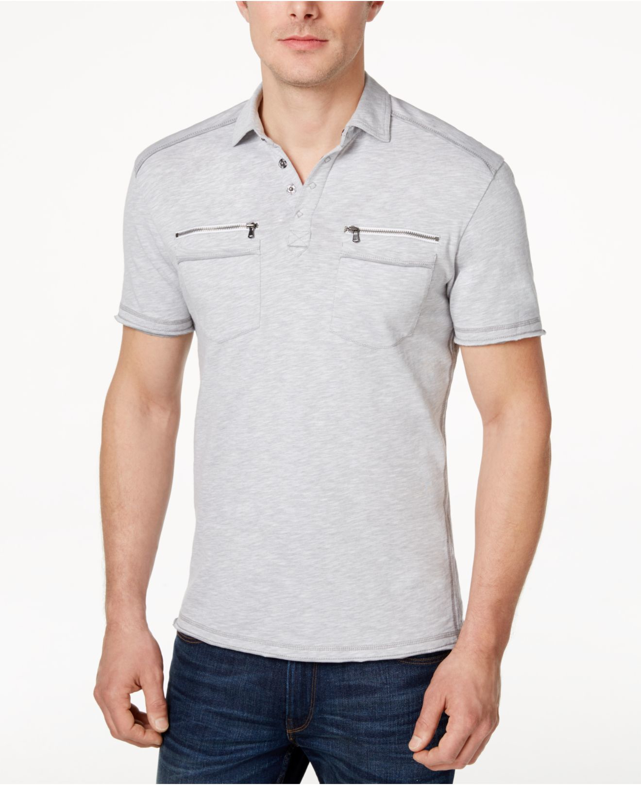 Mens polo shirts at macy 39 s lera sweater for Online shopping mens shirts