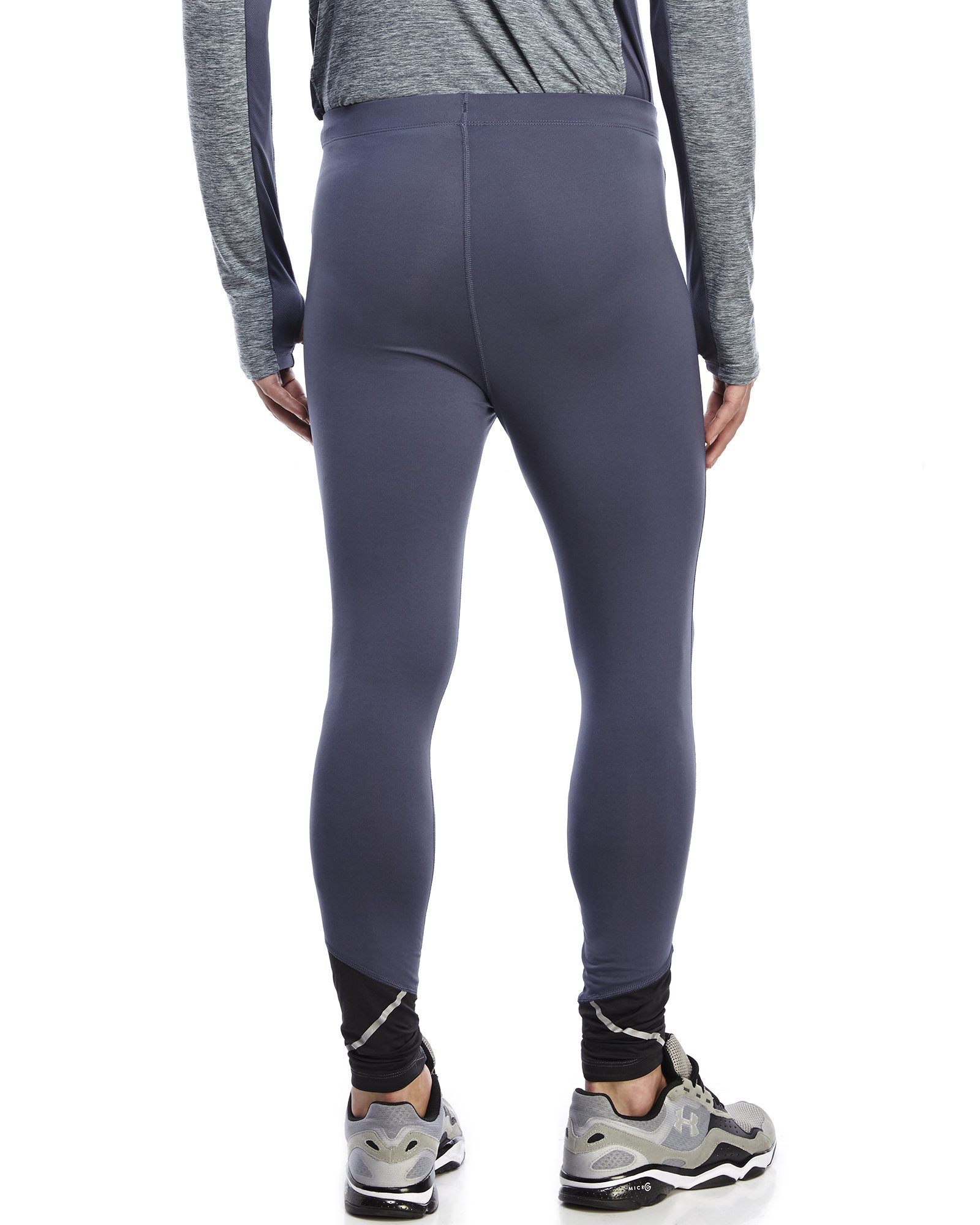 7d4c8086ce1da New Balance Impact Running Tights in Blue for Men - Lyst