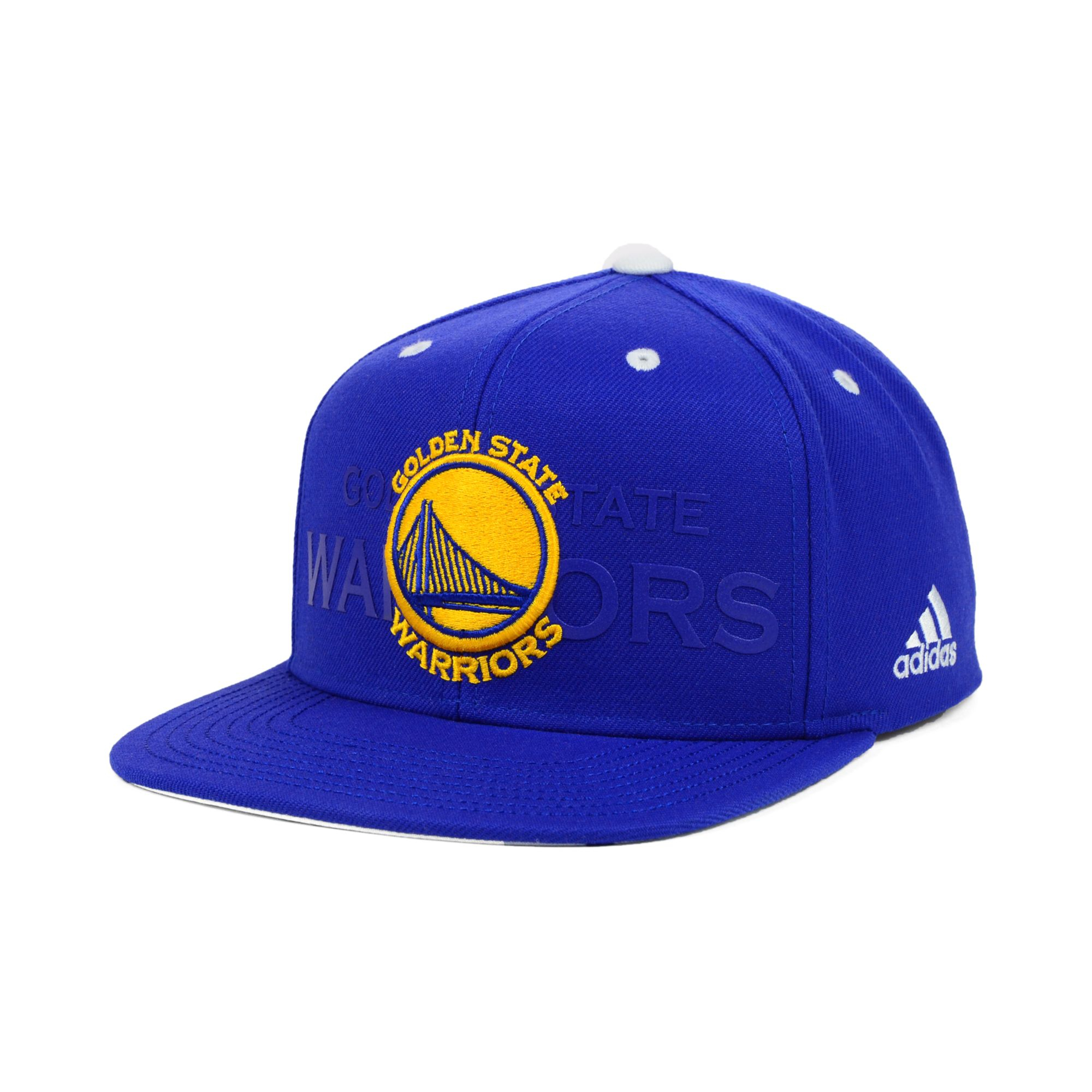 ... sweden lyst adidas golden state warriors nba draft snapback cap in blue  95066 88790 ... 2c5f2f33fb33