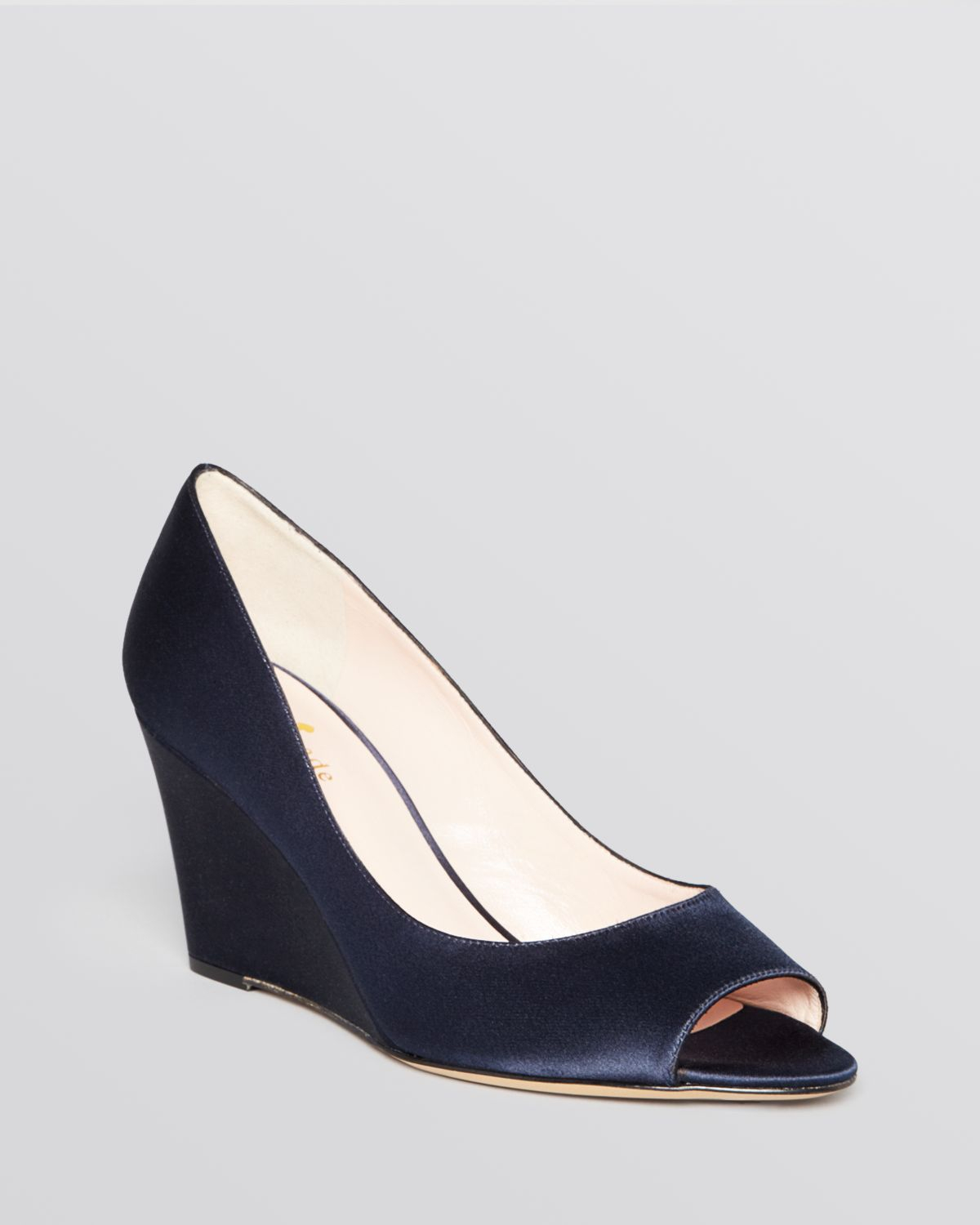visit cheap price Kate Spade New York Peep-Toe Wedge Pumps free shipping clearance store pw6Y37z