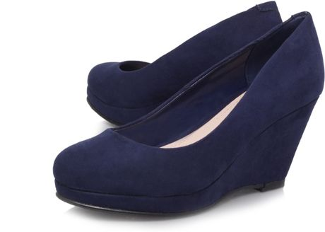 Royal Blue Wedges Shoes Navy Blue Wedge Shoes