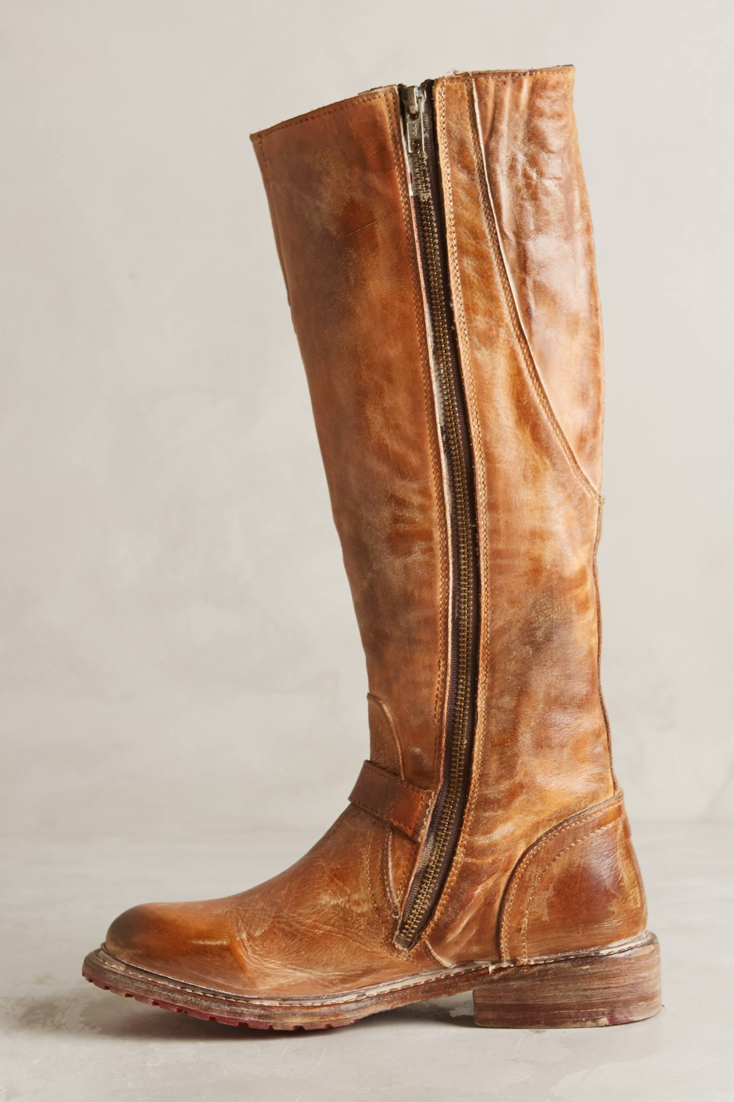 Lyst Bed Stu Glaye Boots In Brown