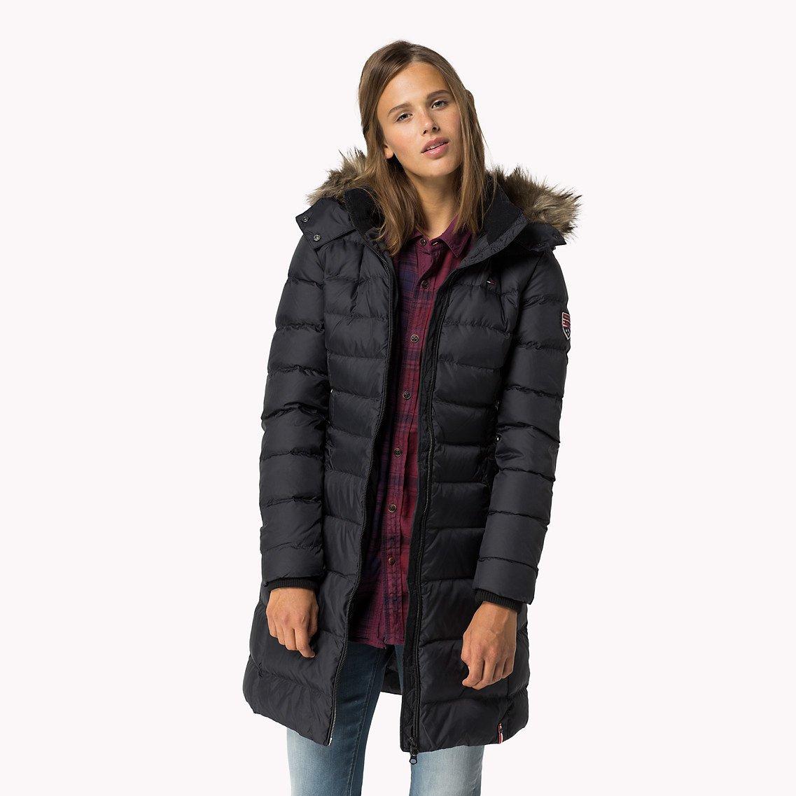 tommy hilfiger women's down filled jacket – Maskbook