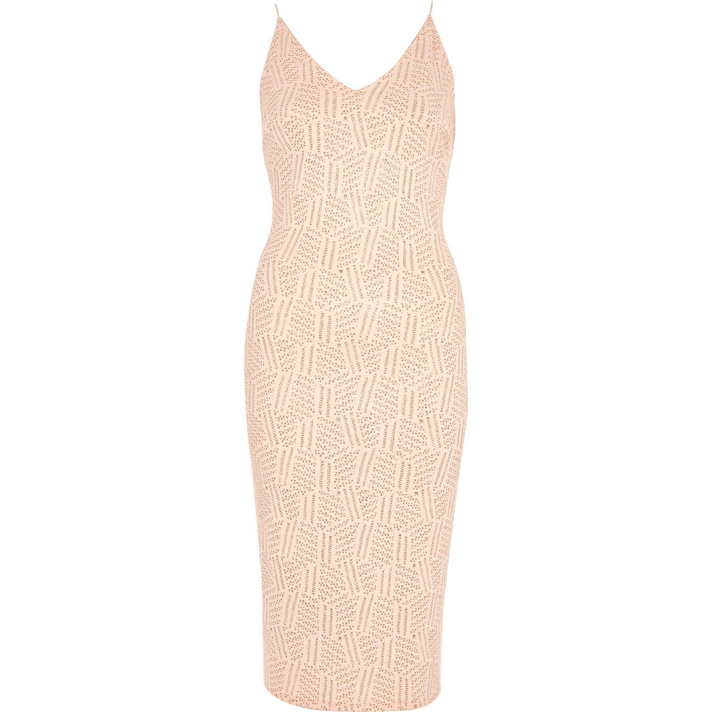 Light Pink Sequin Dress