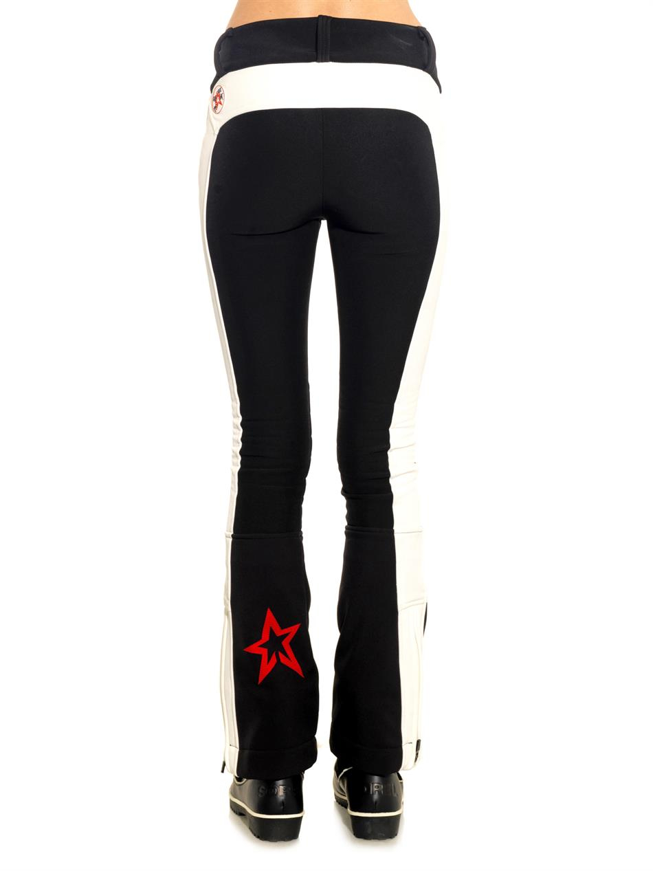 Lyst Perfect Moment Bi Colour Fitted Performance Ski