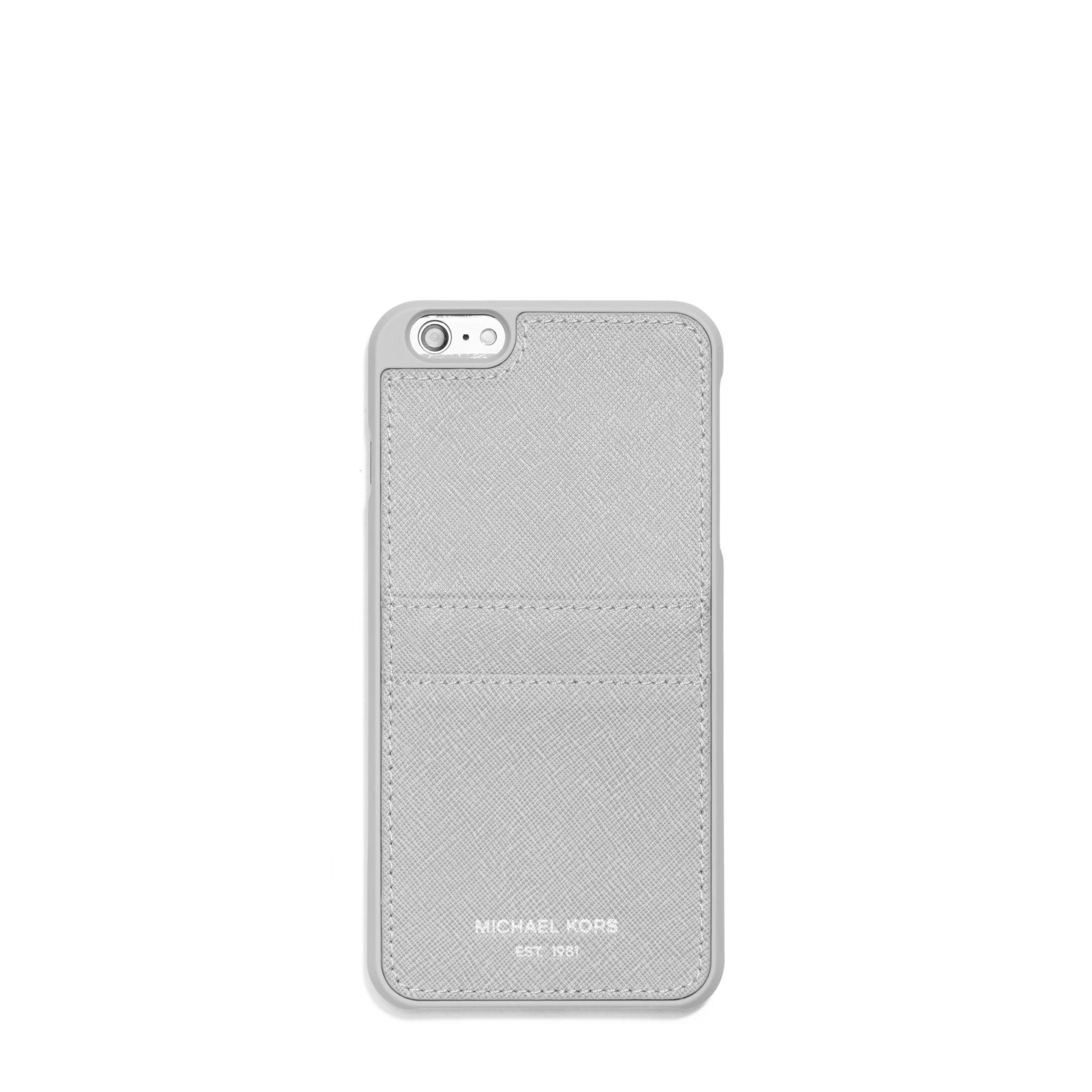promo code 3bc45 88101 michael kors mens saffiano leather smartphone case black | Peninsula ...