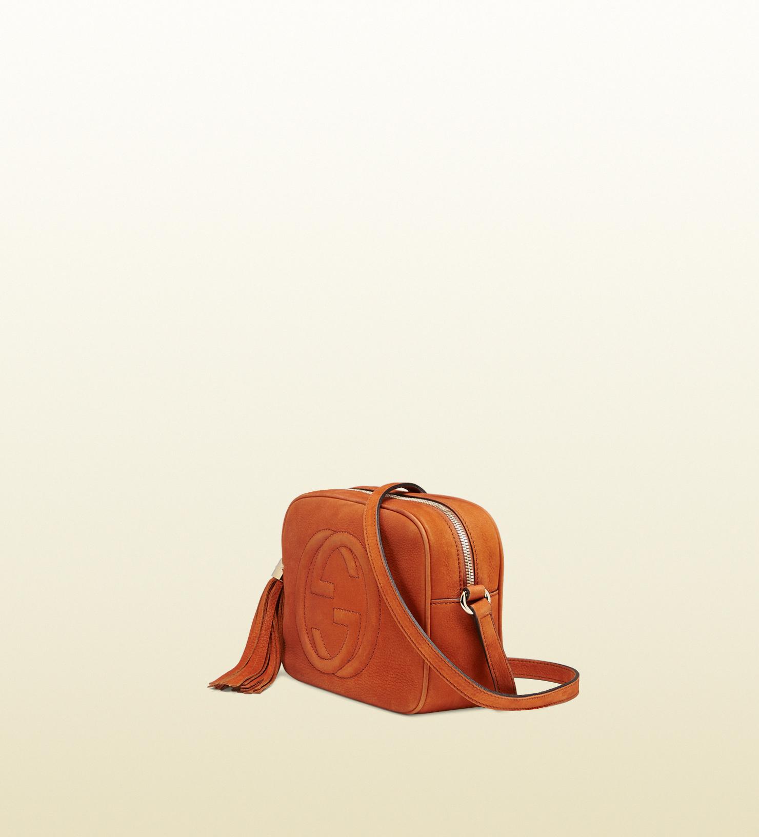 144f842fc0895 Gallery. Previously sold at  Bergdorf Goodman · Women s Gucci Soho Bag