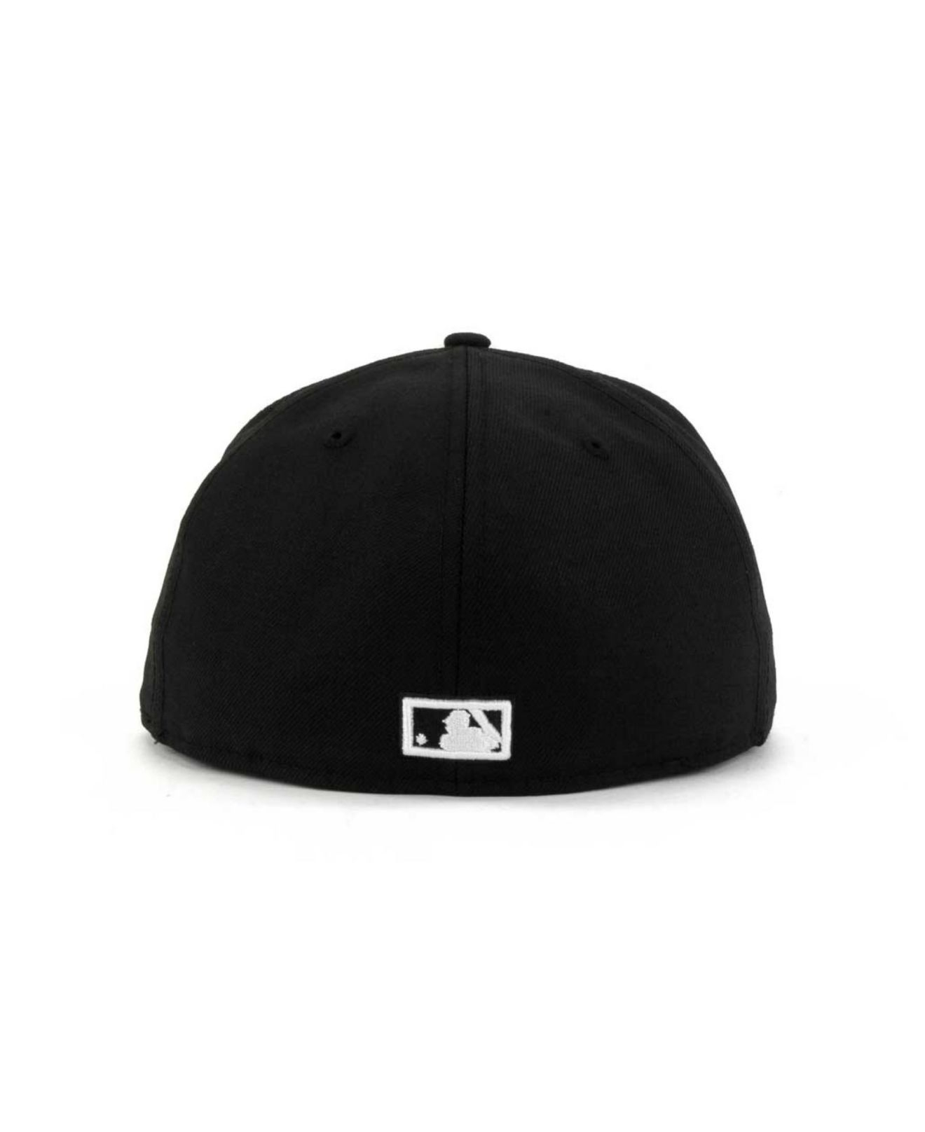 reputable site 05327 93219 ... where can i buy lyst ktz chicago white sox mlb b dub 59fifty cap in  black