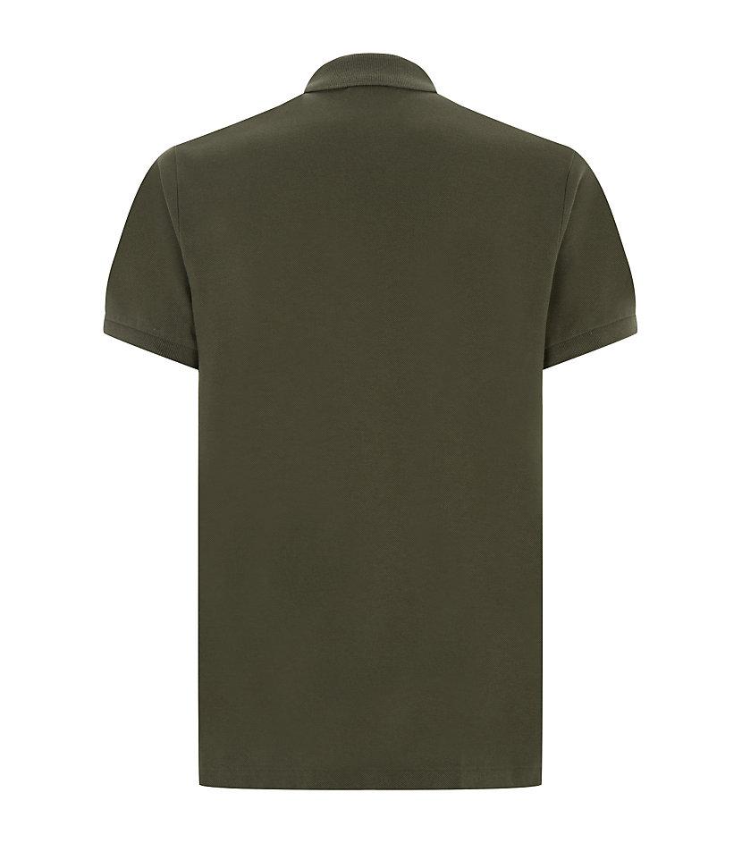 ... khaki and brown ralph lauren polo shirt ...