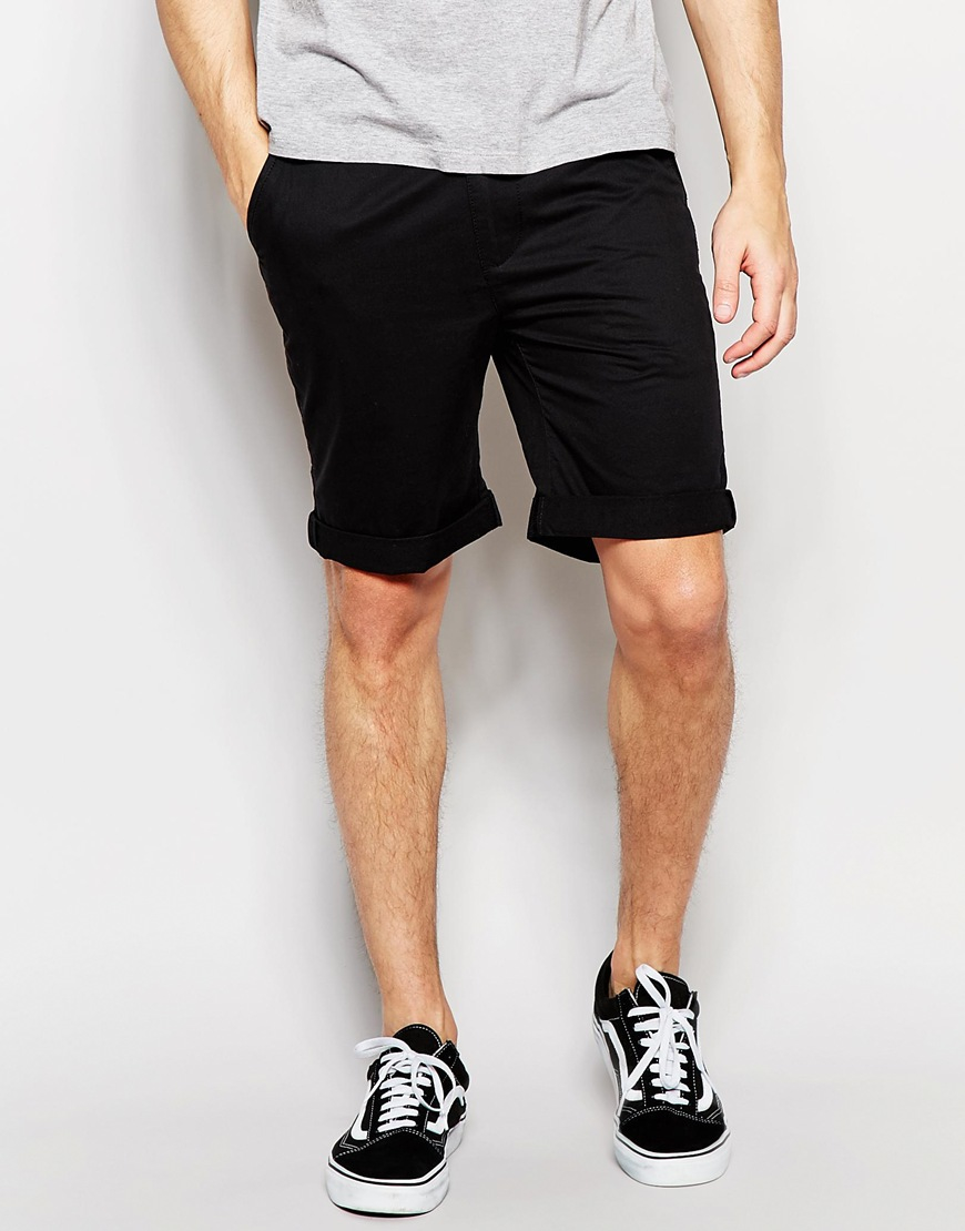 Discover men's shorts with ASOS. Shop for men's chino shorts, cargo shorts, denim shorts and camo shorts for every occasion with ASOS. your browser is not supported. ASOS TALL Slim Chino Shorts In Black. $ ASOS TALL Skinny Chino Shorts In Stone. $ Replika Tall Straight Fit Denim Shorts.