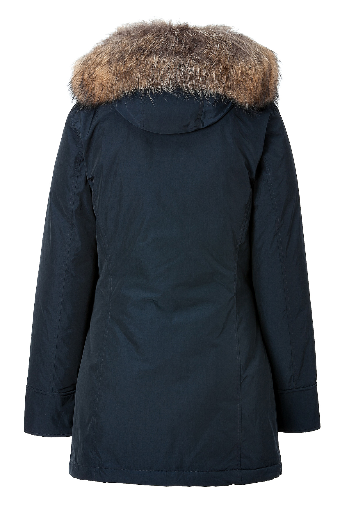 woolrich luxury arctic parka in midnight blue in blue lyst. Black Bedroom Furniture Sets. Home Design Ideas