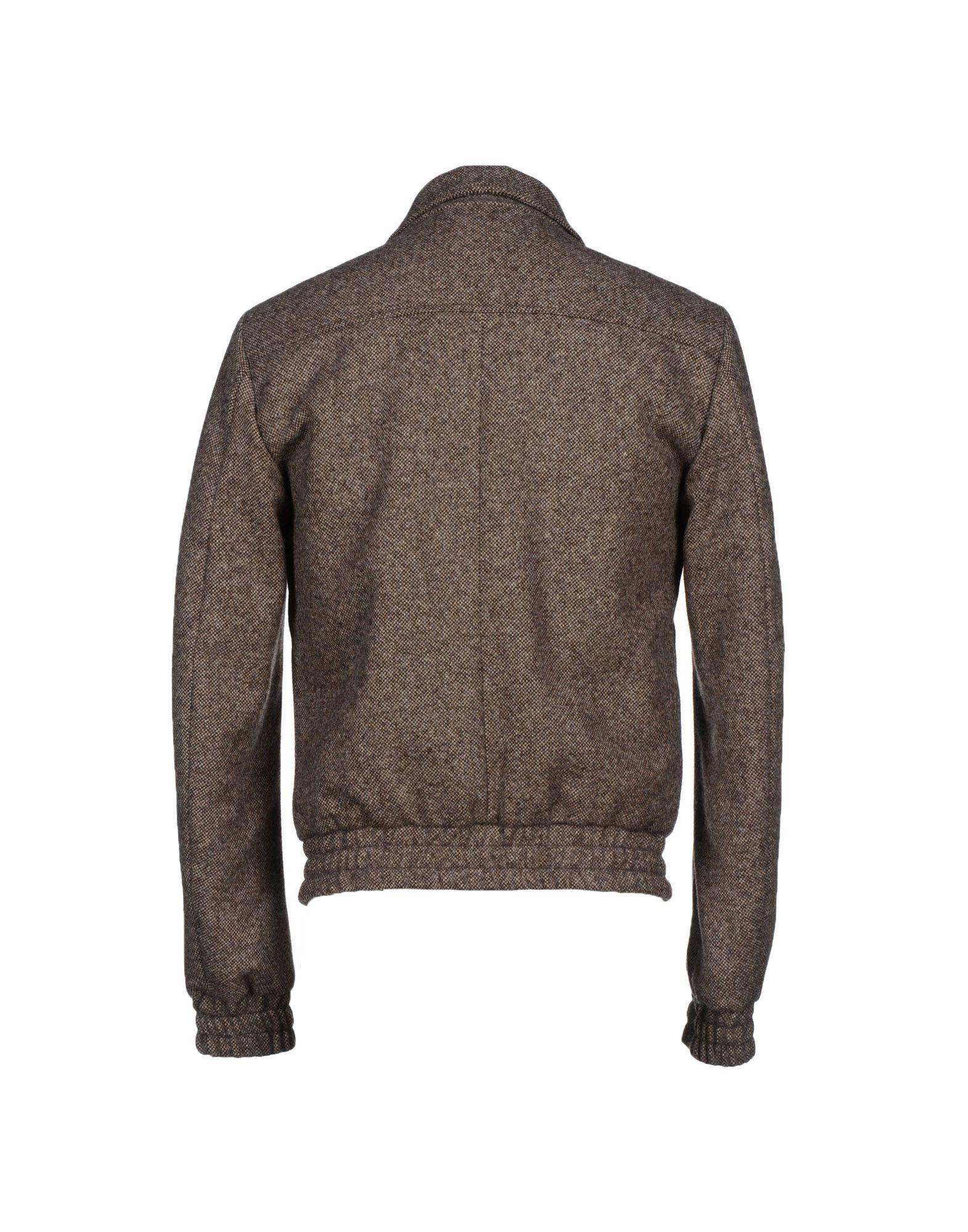 lyst dolce gabbana jacket in natural for men. Black Bedroom Furniture Sets. Home Design Ideas