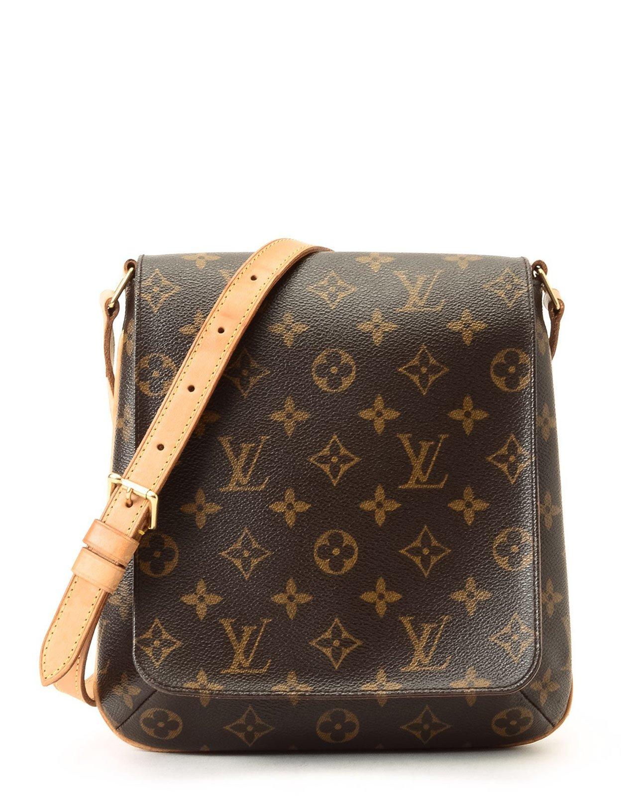 Louis vuitton Musette Salsa Long Strap Shoulder Bag in Brown | Lyst