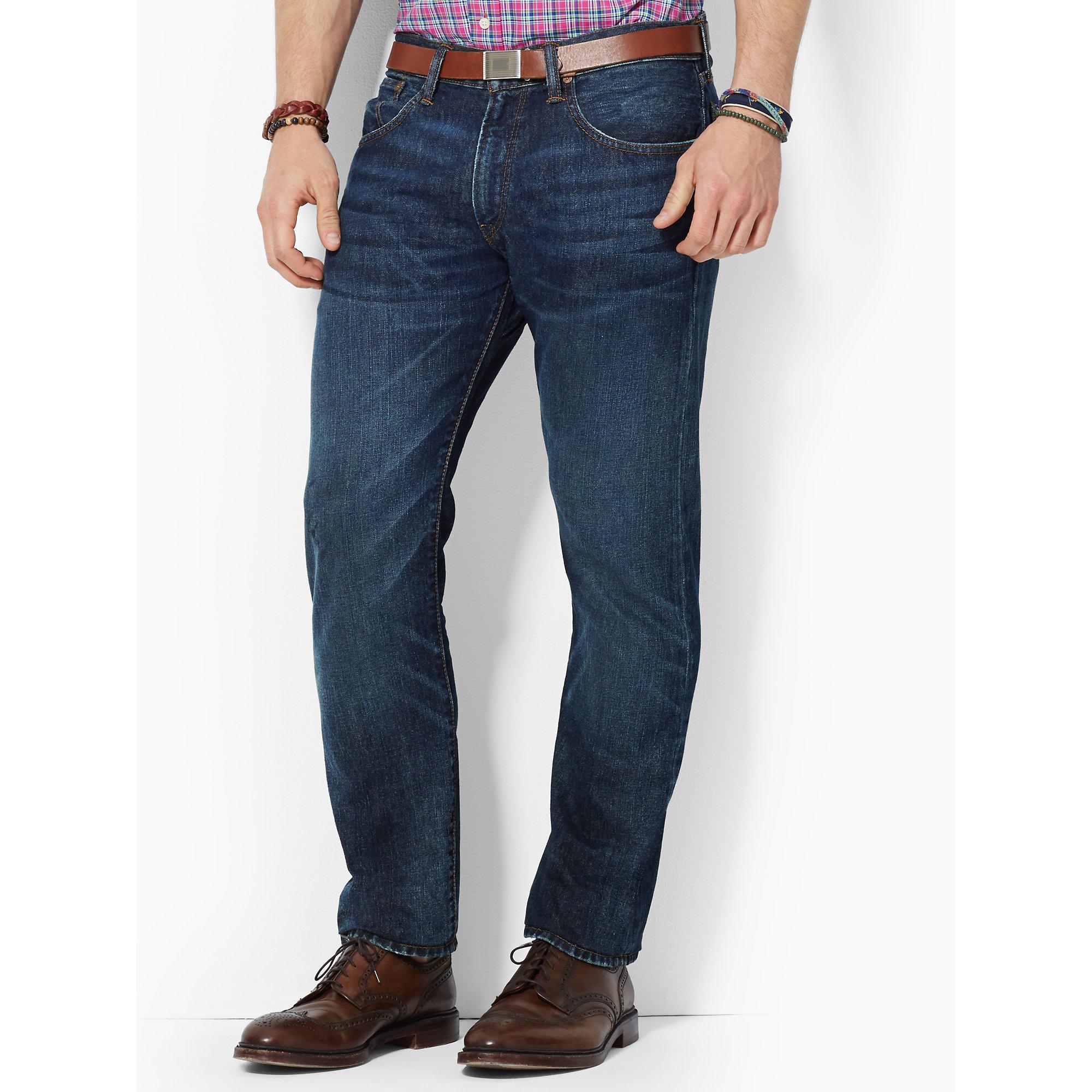 b9869b24 Polo Ralph Lauren Jeans Classic Fit 867 Mens Denim