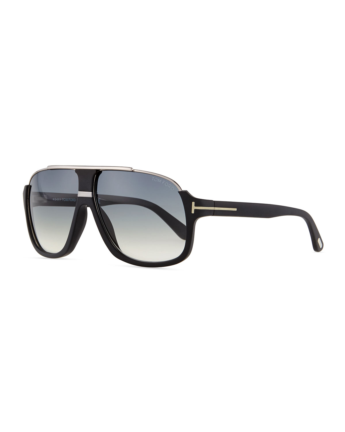 tom ford elliot acetate sunglasses in black for men lyst. Black Bedroom Furniture Sets. Home Design Ideas