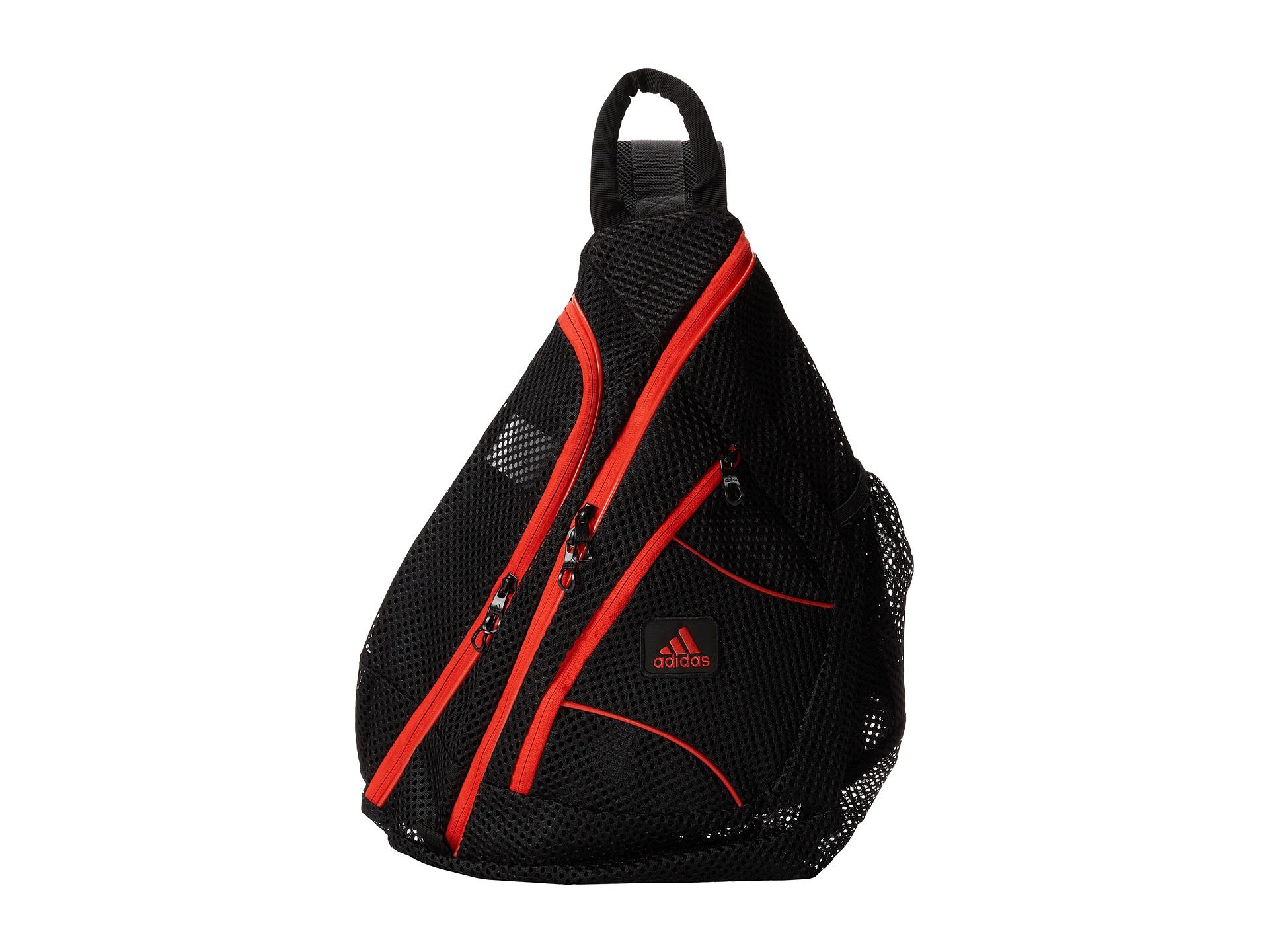 Lyst - adidas Vista Mesh Sling in Black for Men 696e5e54a25bd