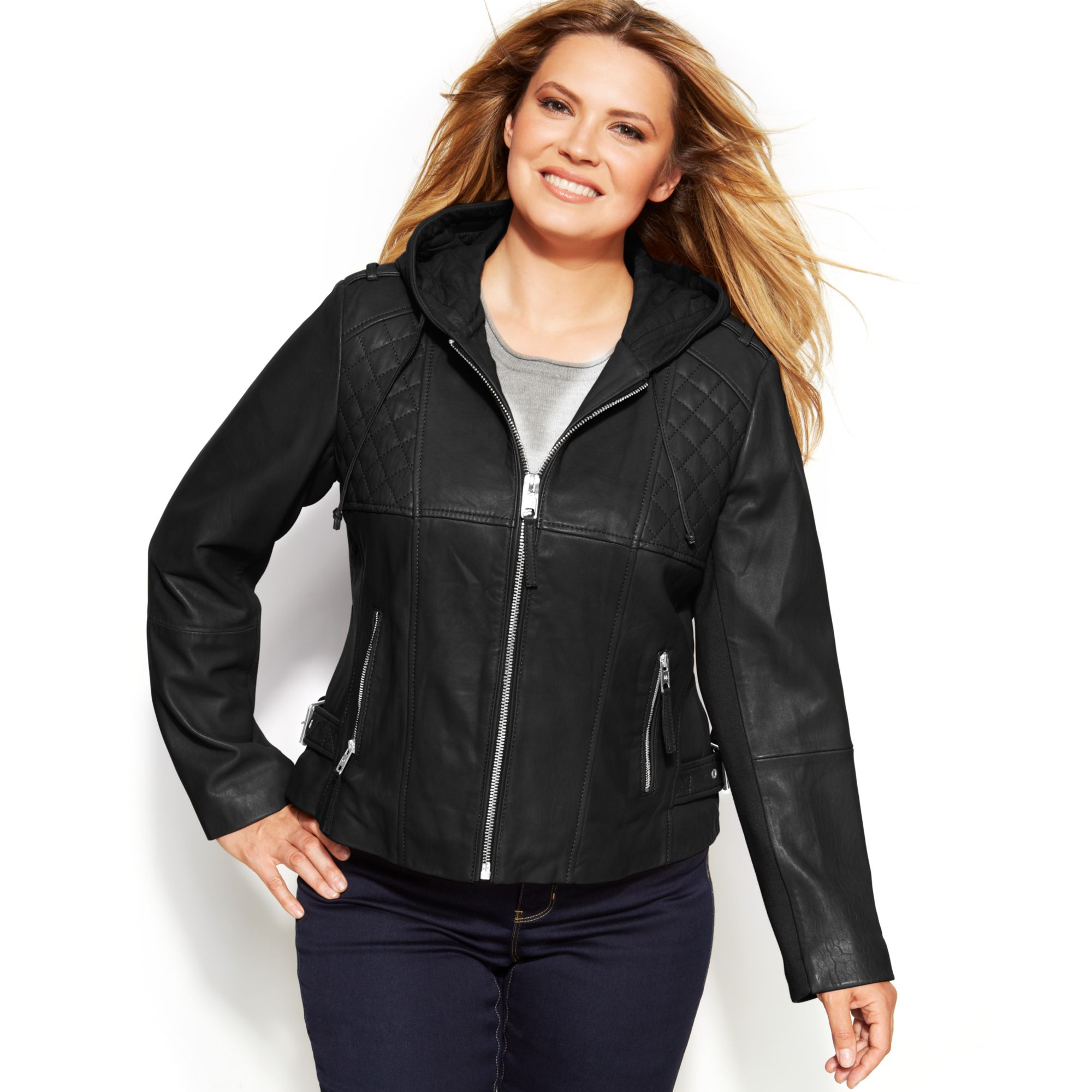 Free shipping on women's plus-size coats, jackets and blazers at getson.ga Totally free shipping and returns.