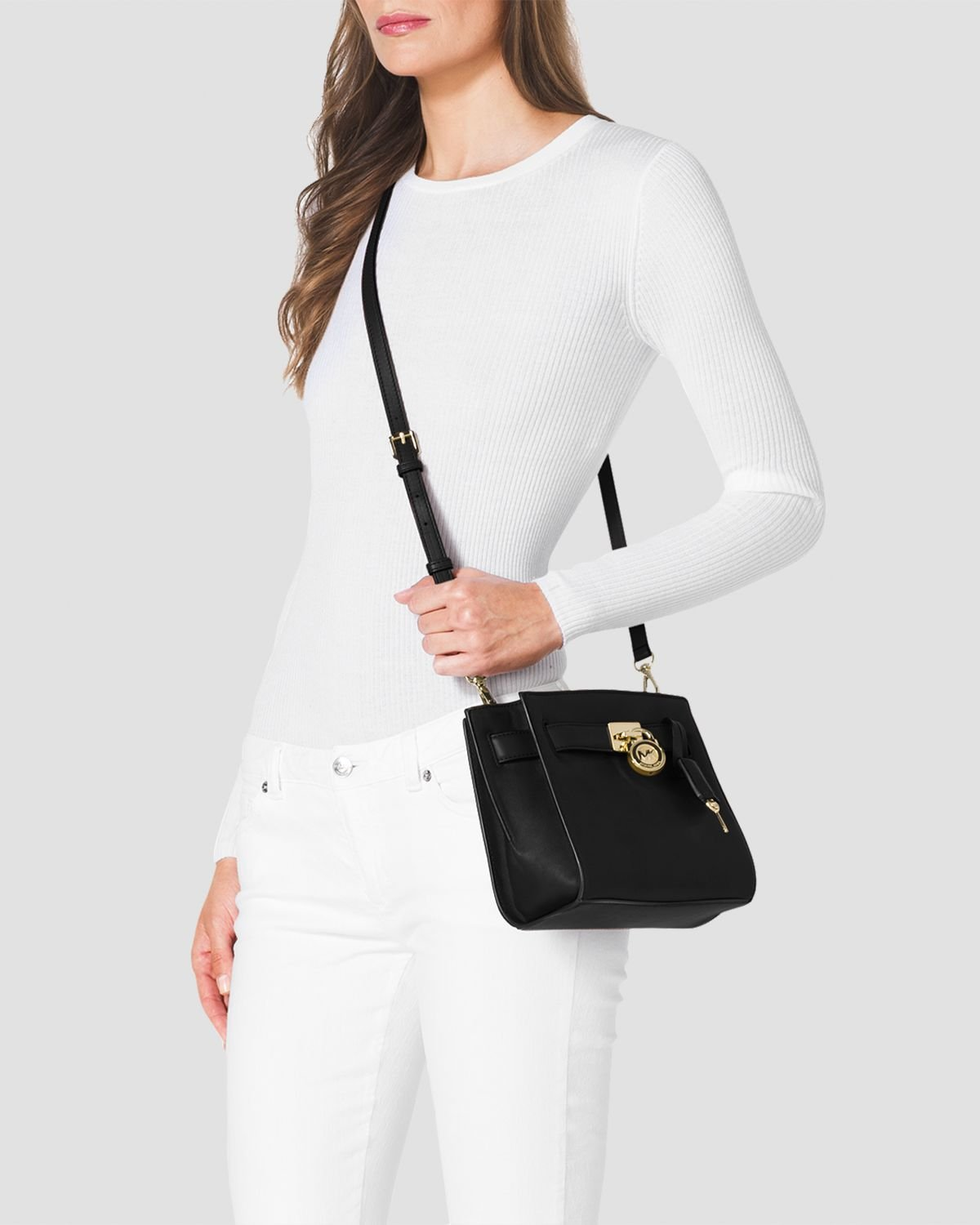 8cf36da12187 Gallery. Previously sold at: Bloomingdale's · Women's Michael By Michael  Kors Hamilton