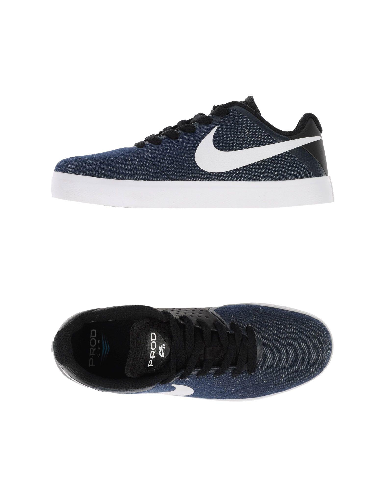 Blue Nautica Shoes
