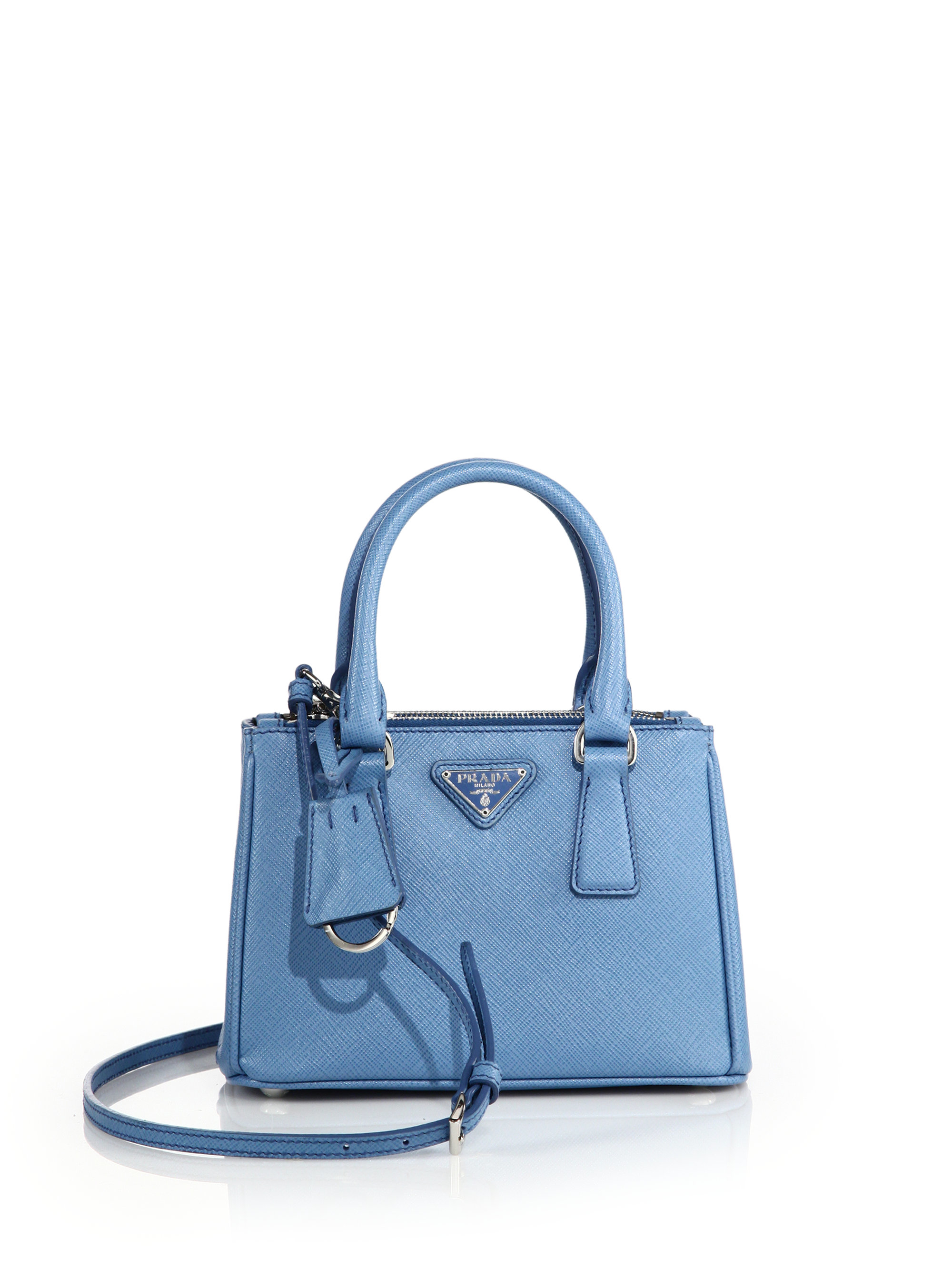 91c1586473c9 ... cheapest prada saffiano mini galleria crossbody bag e46e7 8fad2 usa  prada ecru leather wallet 6f886 c3f5a ...