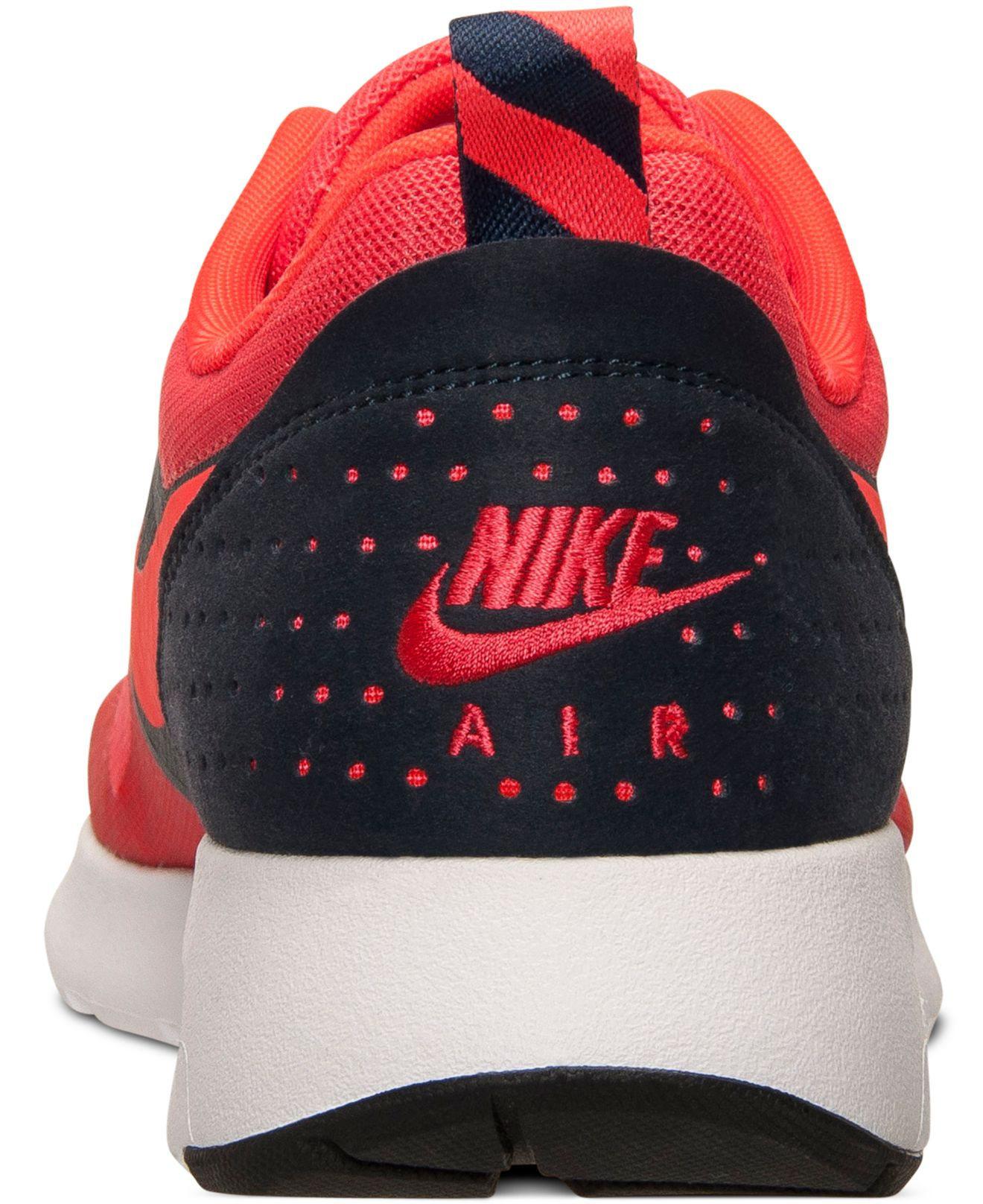 innovative design 2e87d aced6 ... Lyst - Nike Men s Air Max Tavas Running Sneakers From Finish Line in .  ...