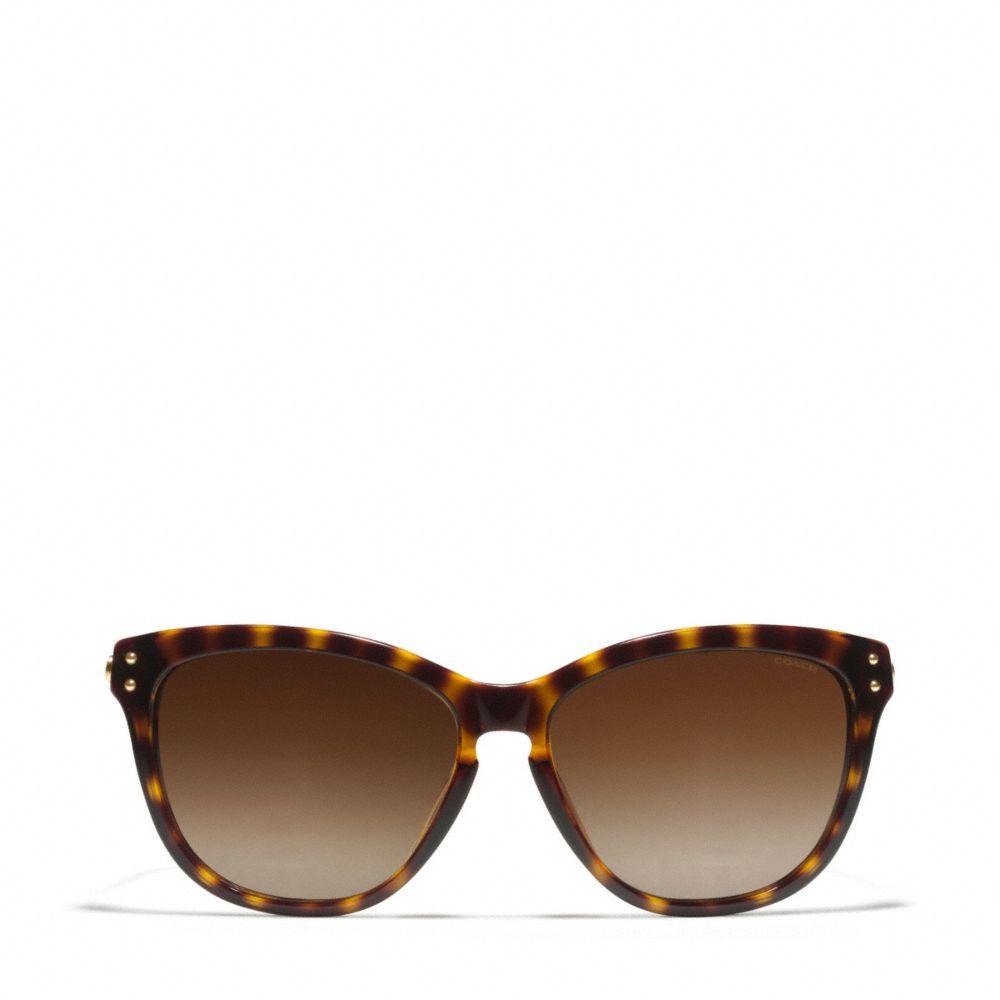 db5171a46dcb ... ireland lyst coach celia polarized sunglasses in brown 8d30a 32558