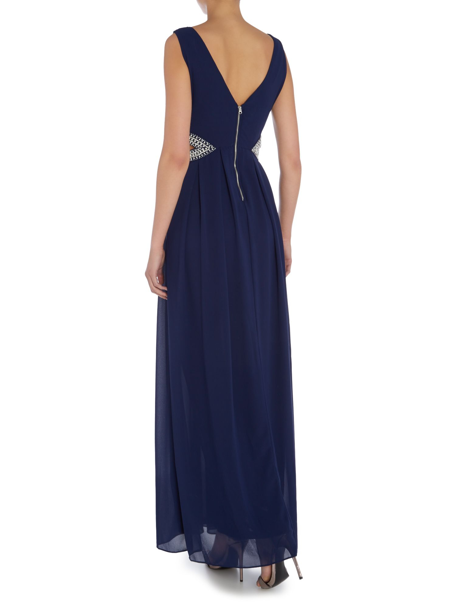 House of fraser evening maxi dresses