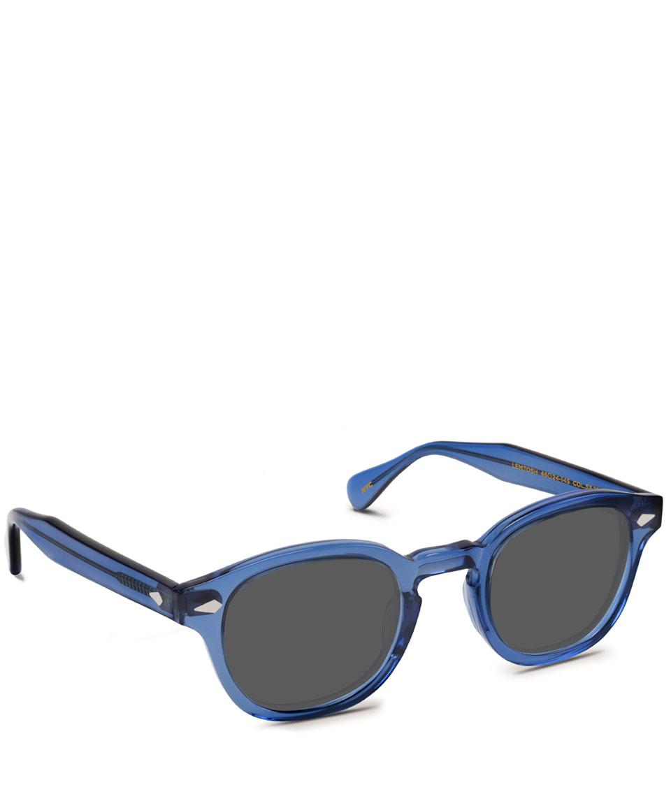 Gafas Azul Moscot Lemtosh Sol De 1qqTc7RaO