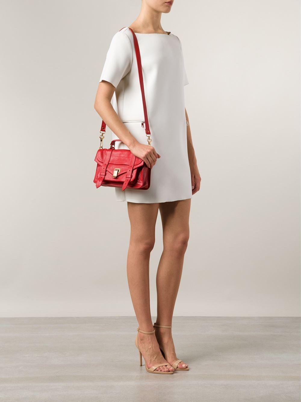 Proenza Schouler PS1 Satchel Bag – Bragmybag