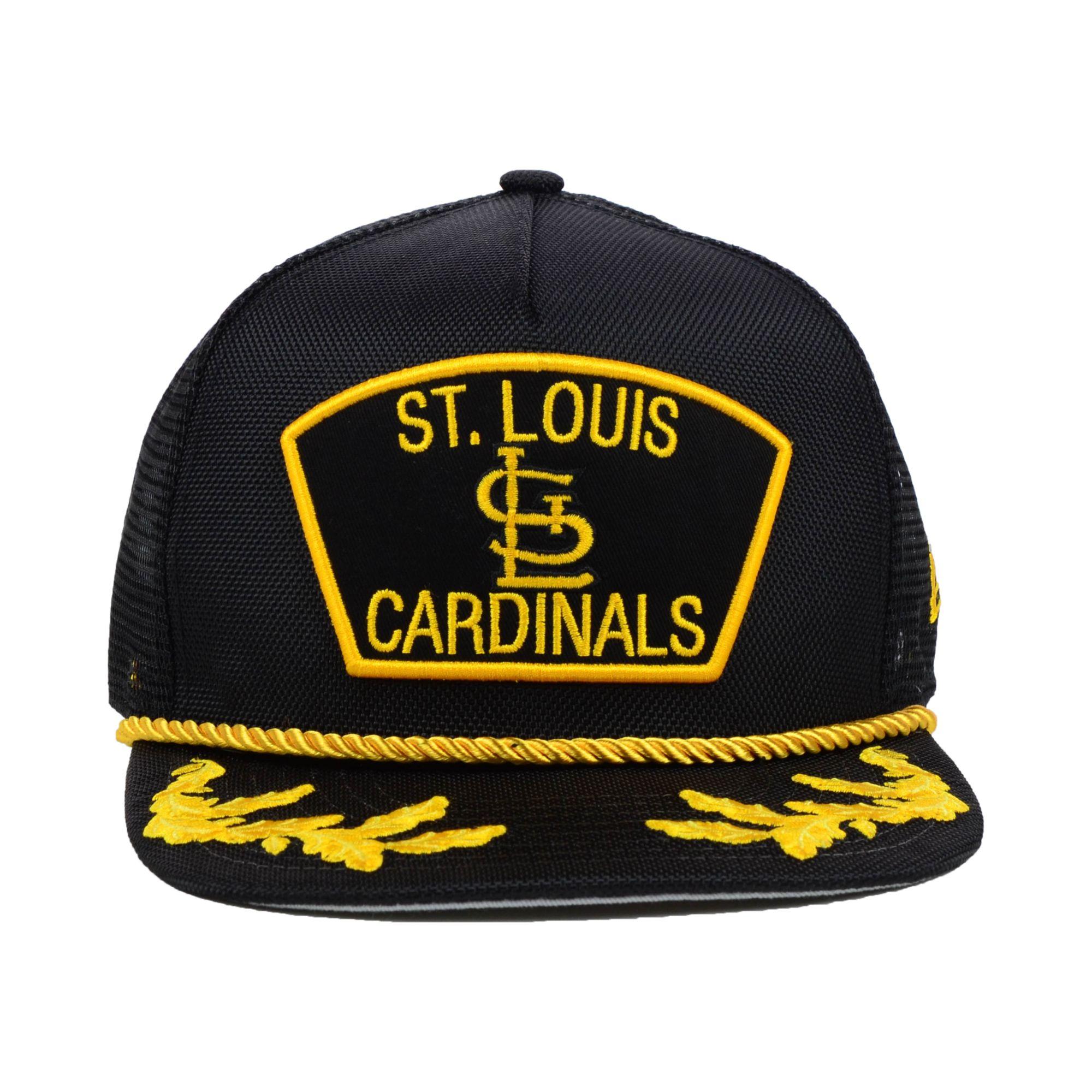 03761566678 ... shopping lyst ktz st louis cardinals mlb 9fifty snapback cap in black  for men c840c 55594
