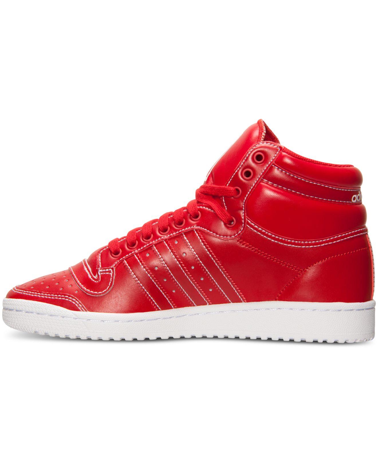 Adidas Top Ten Hi Casual Shoes
