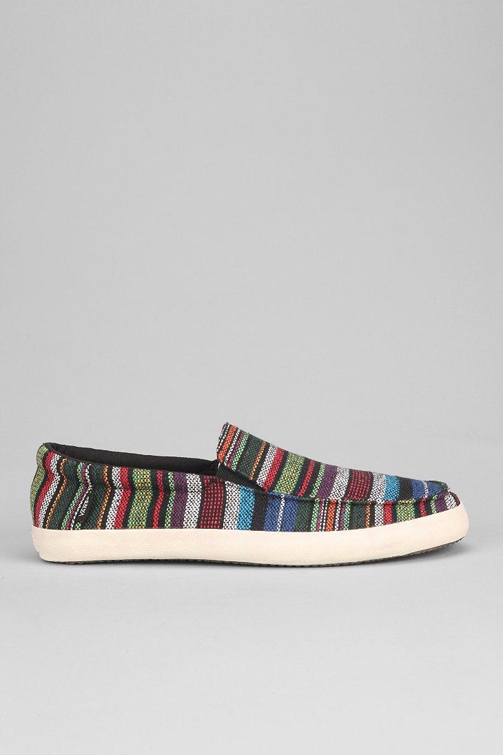 5e9fecb3648f Vans - Multicolor Bali Slipon Mens Sneaker for Men - Lyst