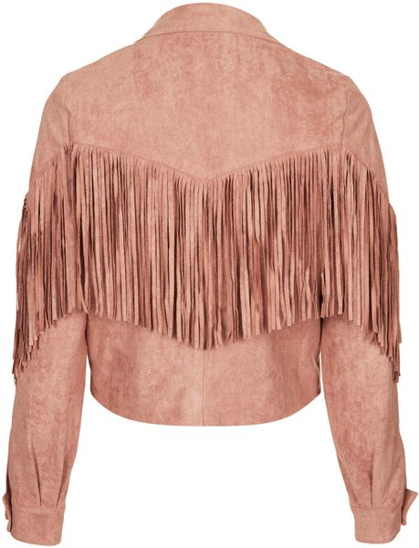 Michael Kors Leather Jacket Womens