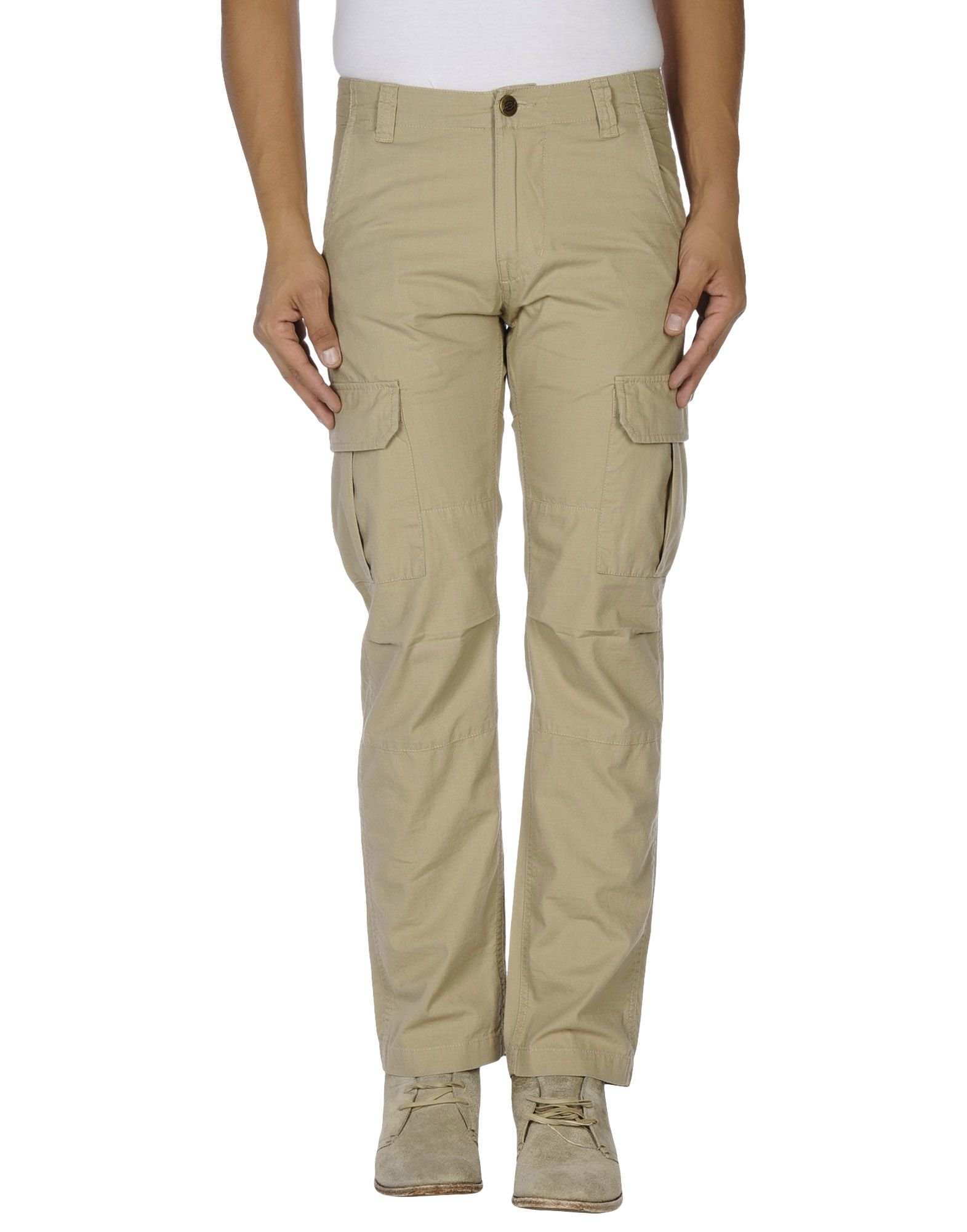 dickies casual trouser in beige for men save 50 lyst. Black Bedroom Furniture Sets. Home Design Ideas