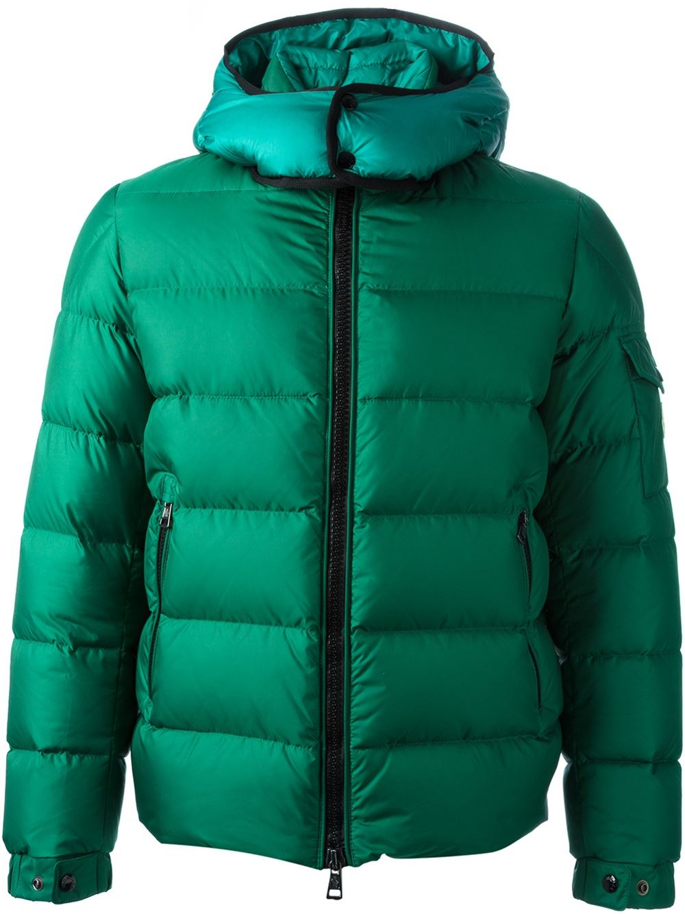 363fb5cd0 Lyst - Moncler  Hymalay  Padded Jacket in Green for Men