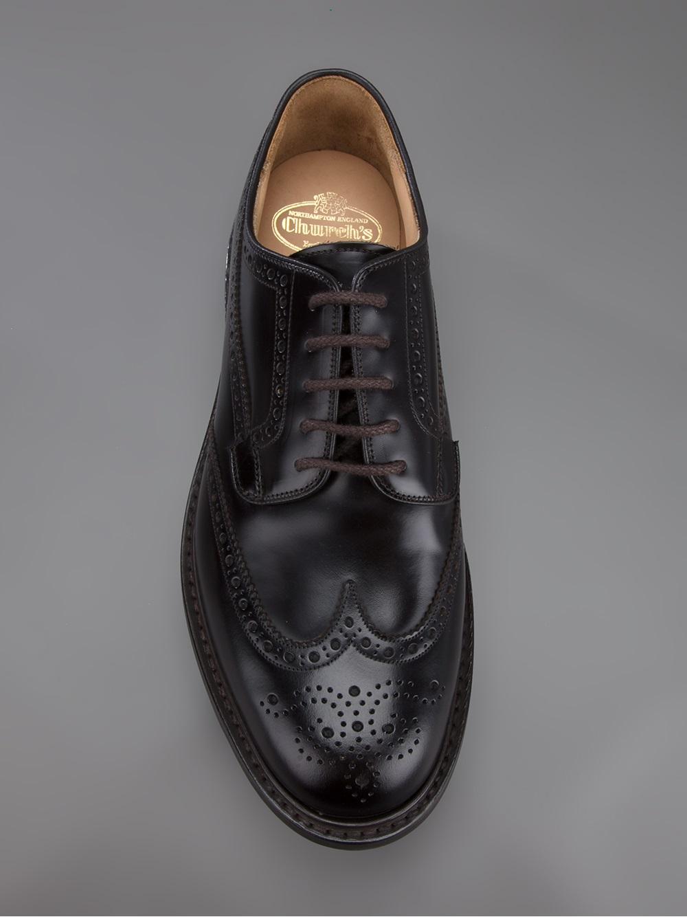 Church S Shoe Sizws