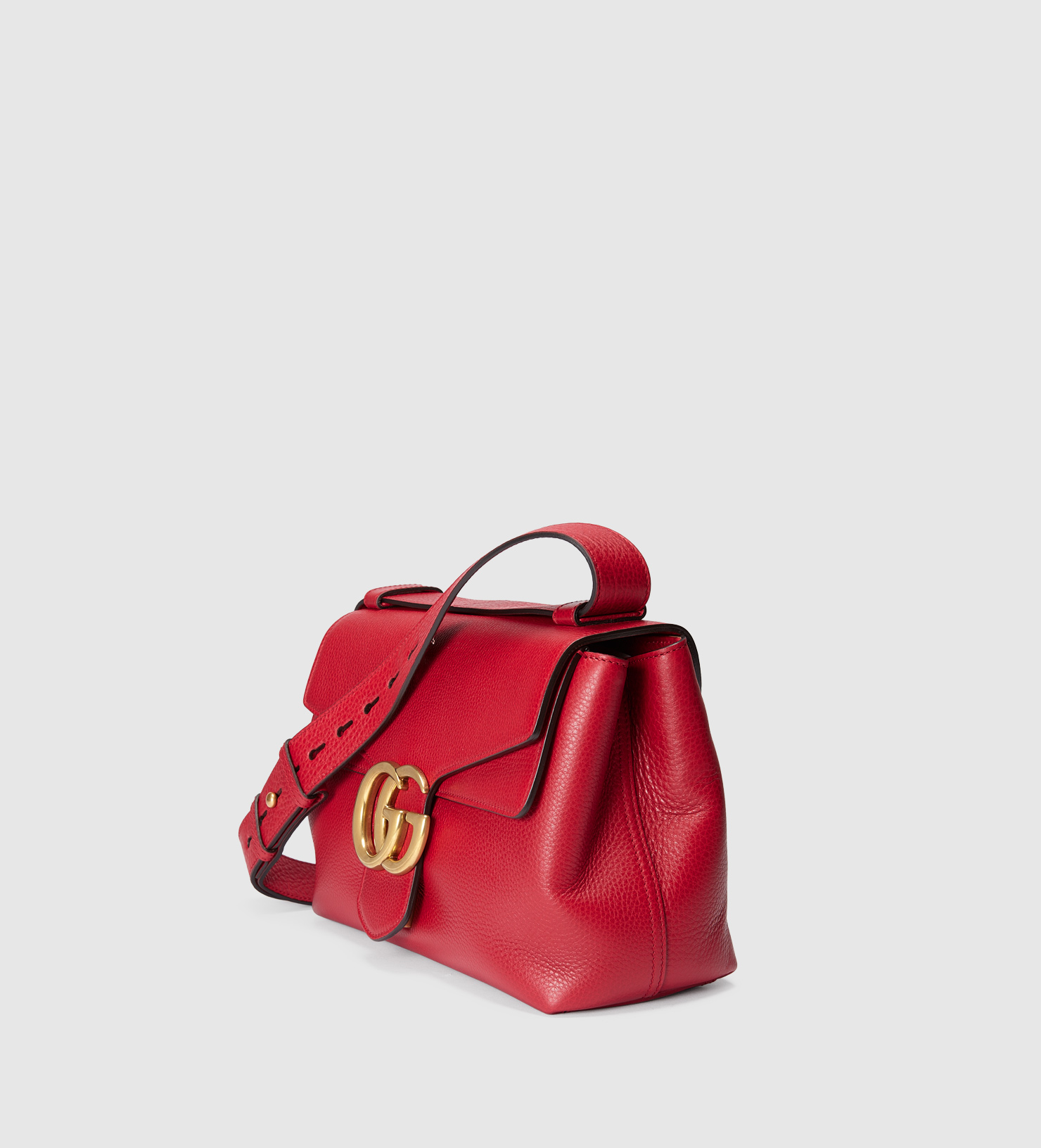 be5e3a2fab0b2 Gucci Marmont Bag Red