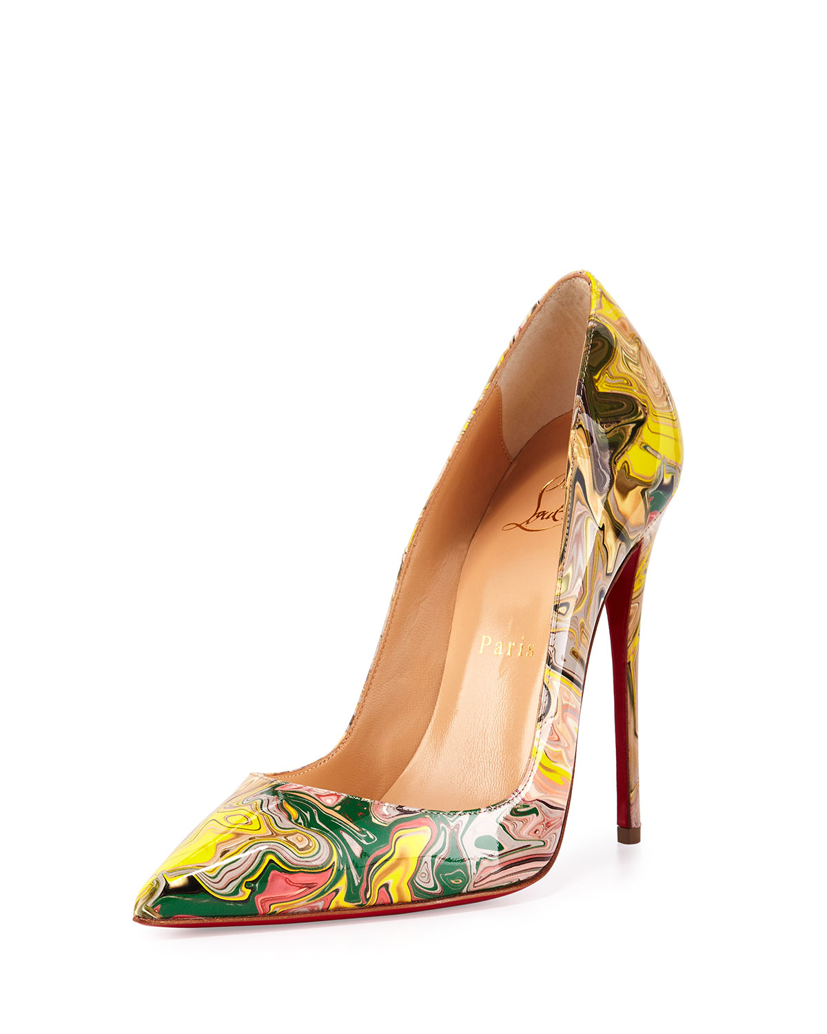 87d9080e1a69 Gallery. Previously sold at  Neiman Marcus · Women s Christian Louboutin So  Kate ...