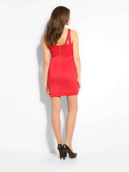 8d89b578 Red Dresses: Red Dresses Guess