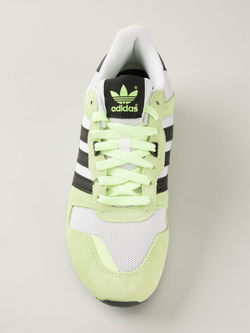 64cbf85864c9e1 Adidas ZX 700 Sneakers in Yellow for Men - Lyst
