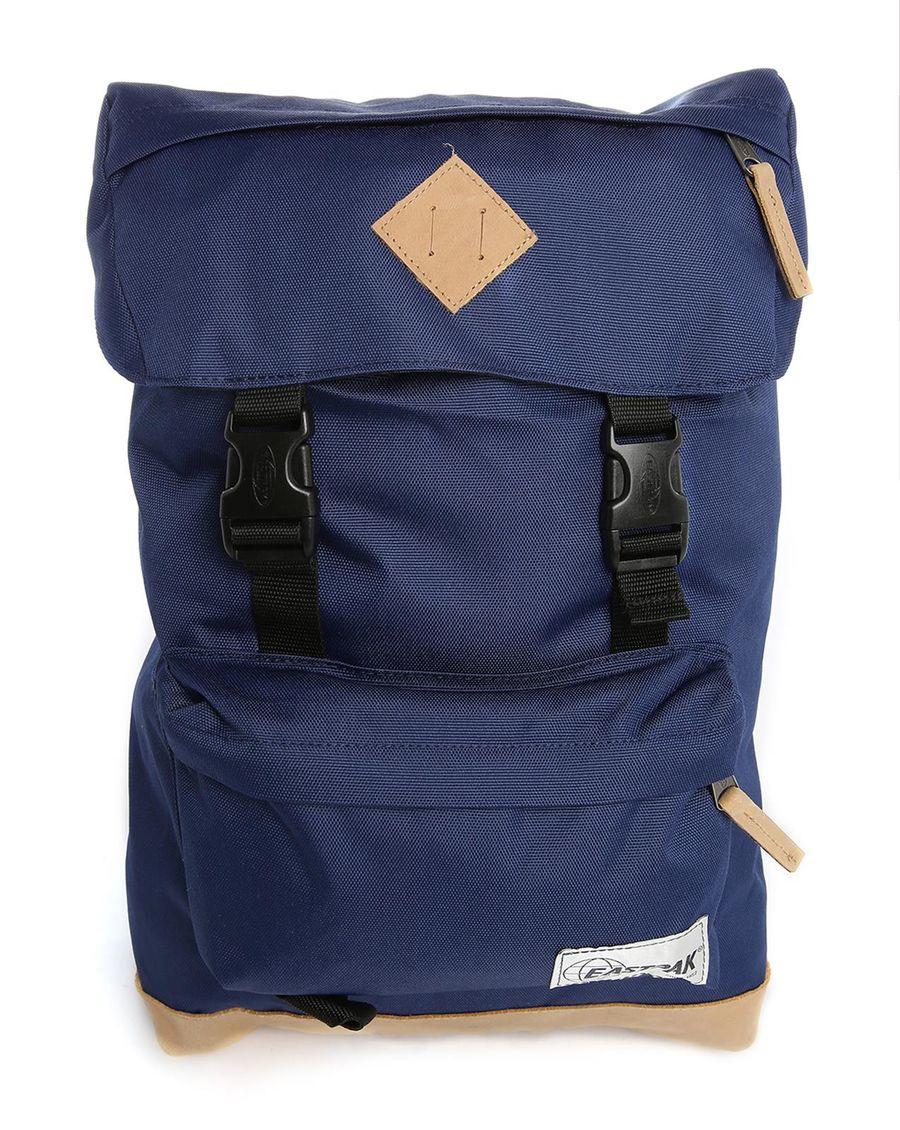 eastpak sac dos pr bleu marine rowlo 24l in blue for men. Black Bedroom Furniture Sets. Home Design Ideas