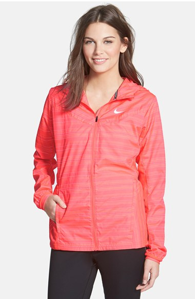 Nike women's vapor reflective jacket