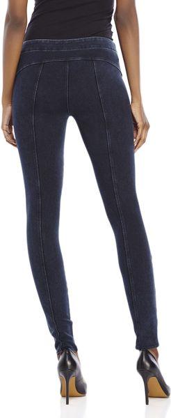 Elegant Reiss Jagger Jacquard Skinny Jacquard Jeans In Black  Lyst