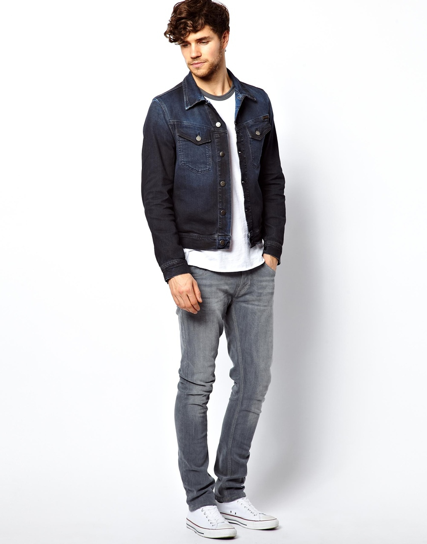 Discover the best Men's Denim Jackets in Best Sellers. Find the top most popular items in Amazon Best Sellers. iooho Men's Denim Jacket Ripped Distressed Jeans Jacket Rugged Trucker Jacket For Man out of 5 stars $ - $ SHAREWIN Mens Denim Jacket Rugged Long Sleeve Blue Jean Jackets For Men out of 5 stars $