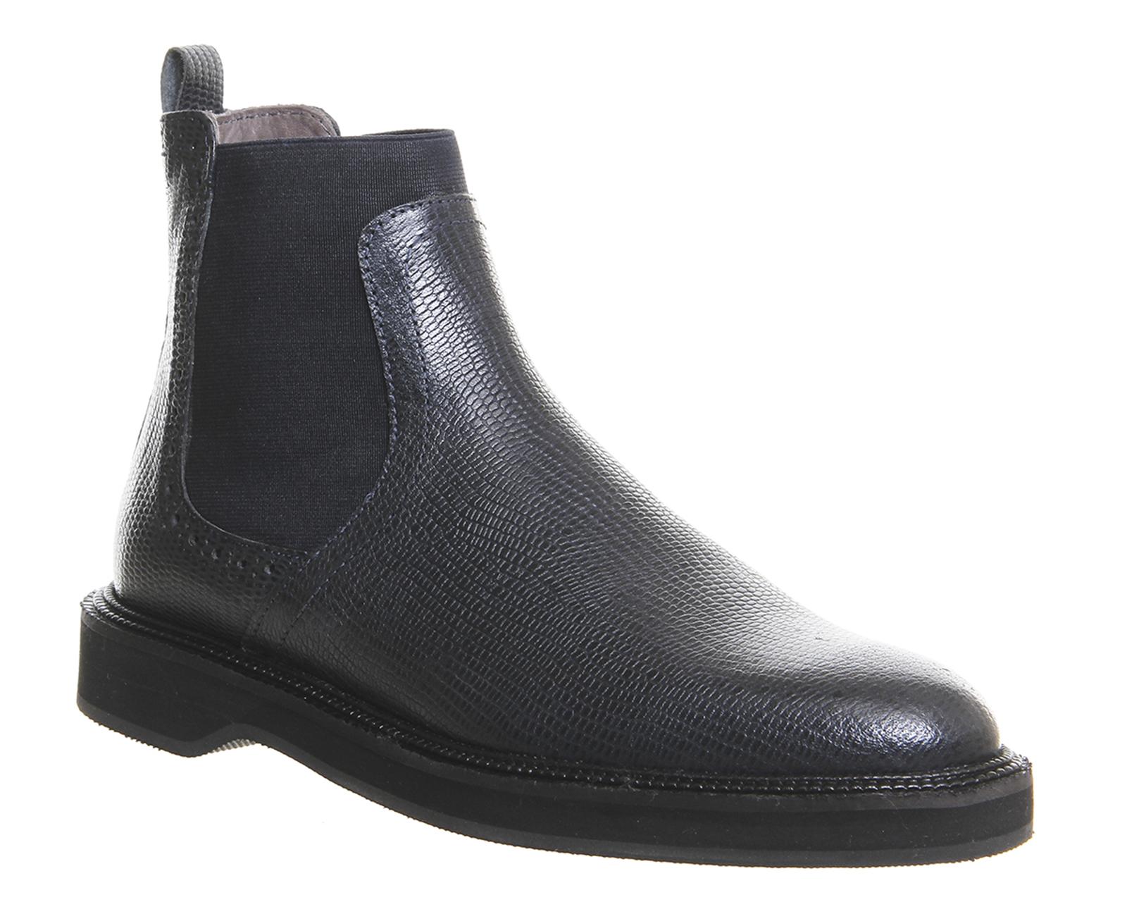 h by hudson bopp chelsea boots in black lyst. Black Bedroom Furniture Sets. Home Design Ideas