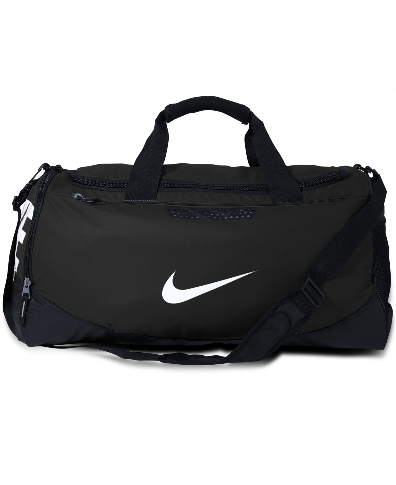 b8832271a16a Lyst - Nike Water Resistant Team Training Medium Duffle Bag in Blue ...