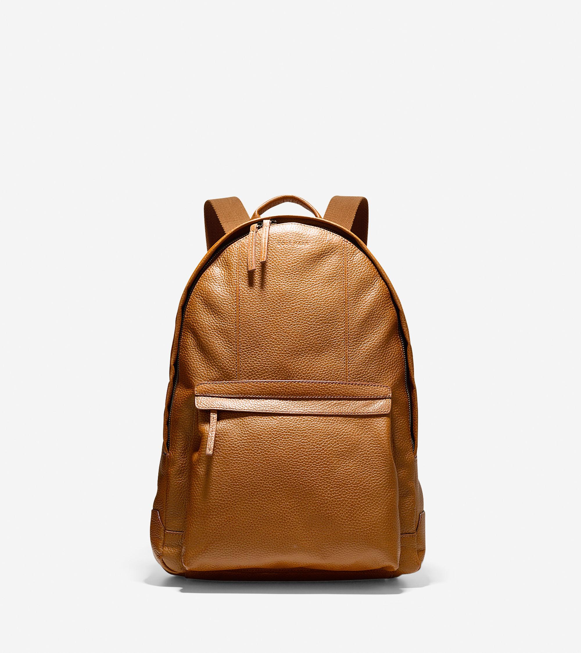 Cole haan Wayland Backpack in Brown for Men