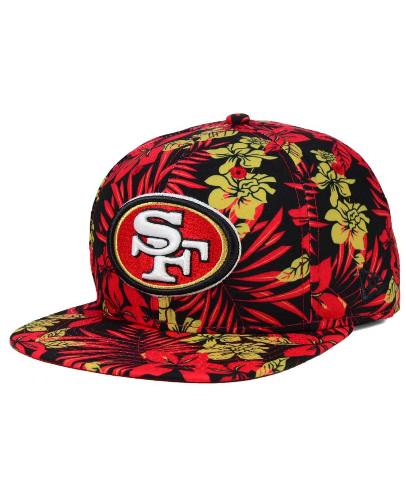 size 40 4b9ea a888a ... clearance discount lyst ktz san francisco 49ers wowie snapback cap in  red for men bcb4d 2170a